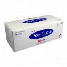 Poly Glove (멸균폴리글러브) 1갑(100조)