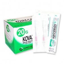 정맥카테타 (IV Catheter)20G*1+1/4 (1.25)-한국백신 (200ea)