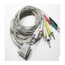 바이오넷 심전도케이블 10리드 ECG/EKG 용