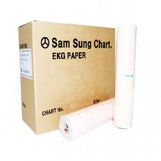 심전도페이퍼 (EKG Paper)118*30 (Dr Lee)-국산 - 10Roll