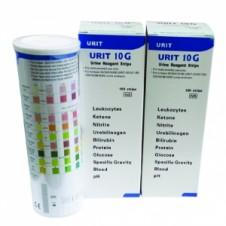 소변검사스틱 Urine stix 10 / Urit