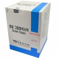 그람염색시약 Gram Stain 500ml * 4/Kit