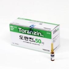 도란찐주 50mg(트라마돌염산염)  (1ml*50앰플)-삼성제약