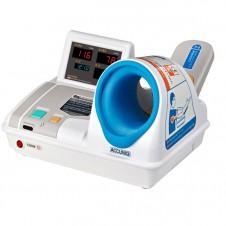 셀바스헬스케어(자원메디칼) 자동 혈압계 BP-210 (프린트,테이블,의자 포함)